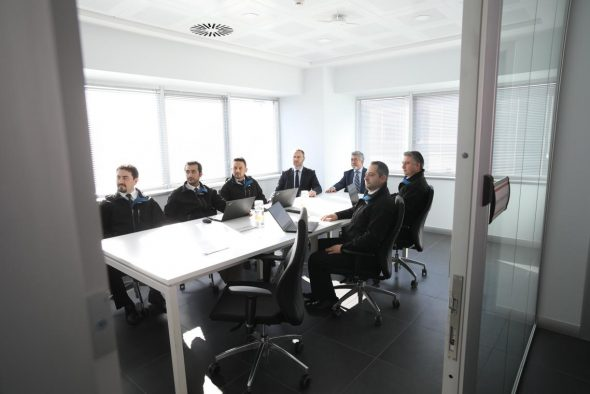 Staff Meeting I Production & Technology I Torun Die Casting