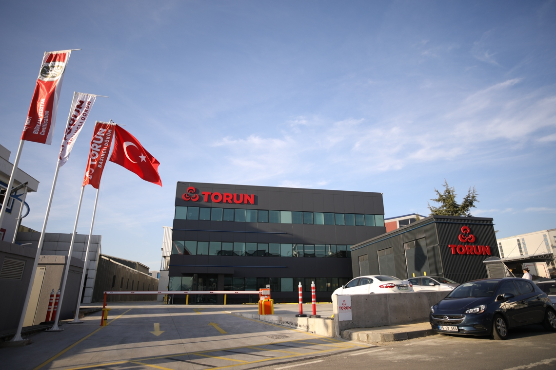 Torun Die Casting-Headquarters